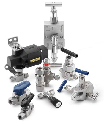 instrumentation valves and fittings