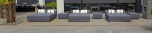 2 person outdoor chair lounge
